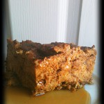 Crockpot Pumpkin French Toast Casserole