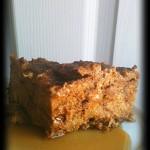 Crockpot Pumpkin French Toast Casserole