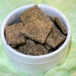 Chia Seed Crackers