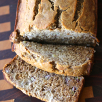 Gluten Free Banana Nut Bread by PAM® | Country Girl Gourmet