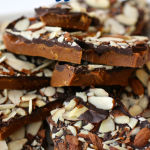 Melt in your Mouth Toffee | Country Girl Gourmet
