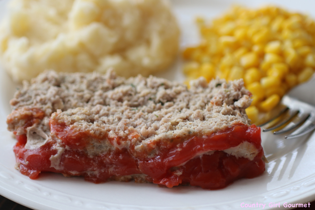 Gluten Free Turkey Meatloaf | Country Girl Gourmet