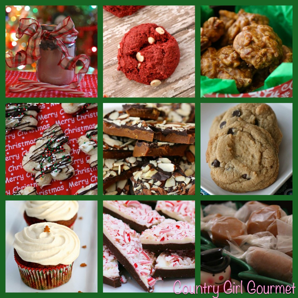 12 Days of Homemade Christmas | Country Girl Gourmet