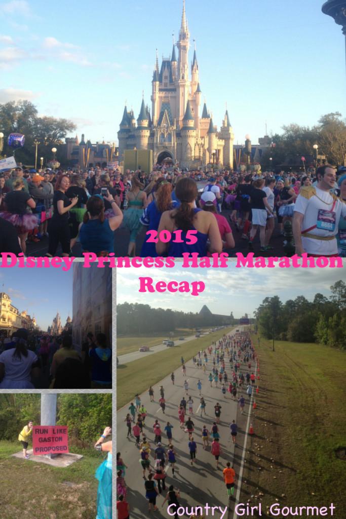 2015 Disney Princess Half Marathon Recap