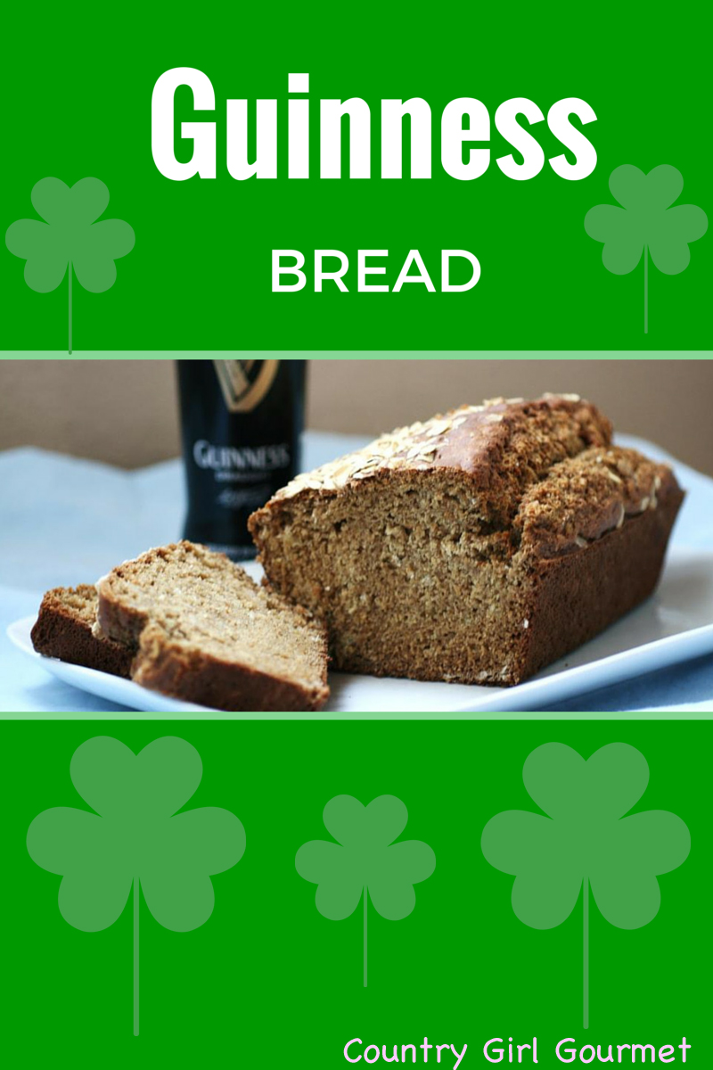 Guinness Bread * My Hot Southern Mess