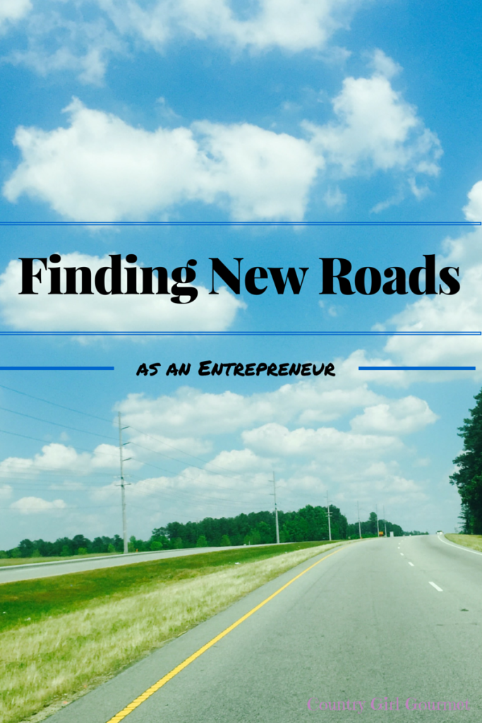 Finding New Roads as an Entrepreneur #chevysalutes #findingnewroads