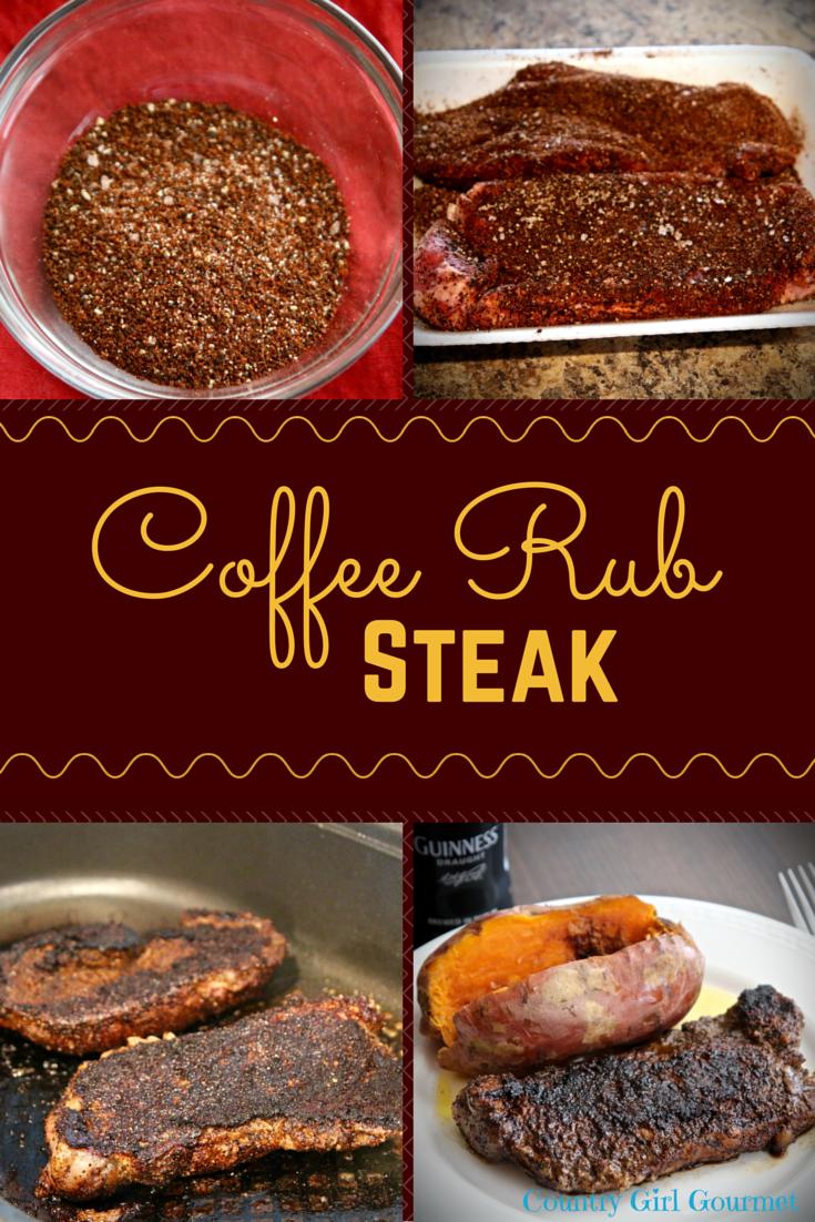 how to make espresso steak rub