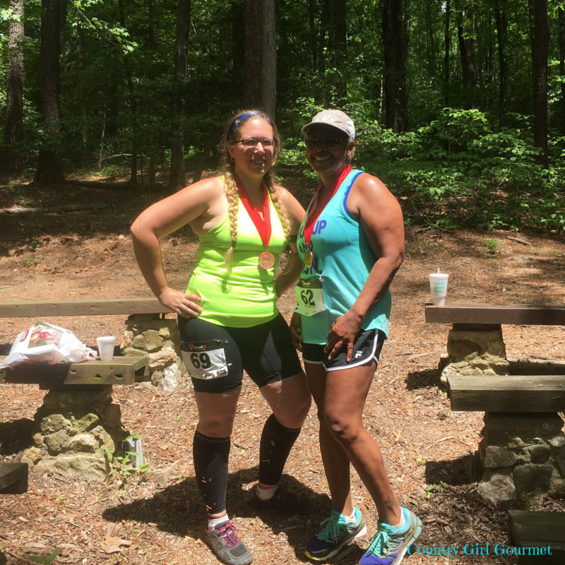 MisAdventures in Running:Rattler Trail Run | Country Girl Gourmet