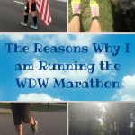 The Reasons Why I am Running the WDW Marathon