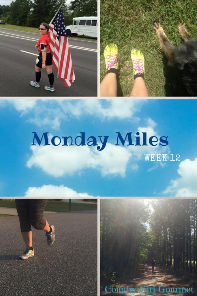 Monday Miles : Week 12