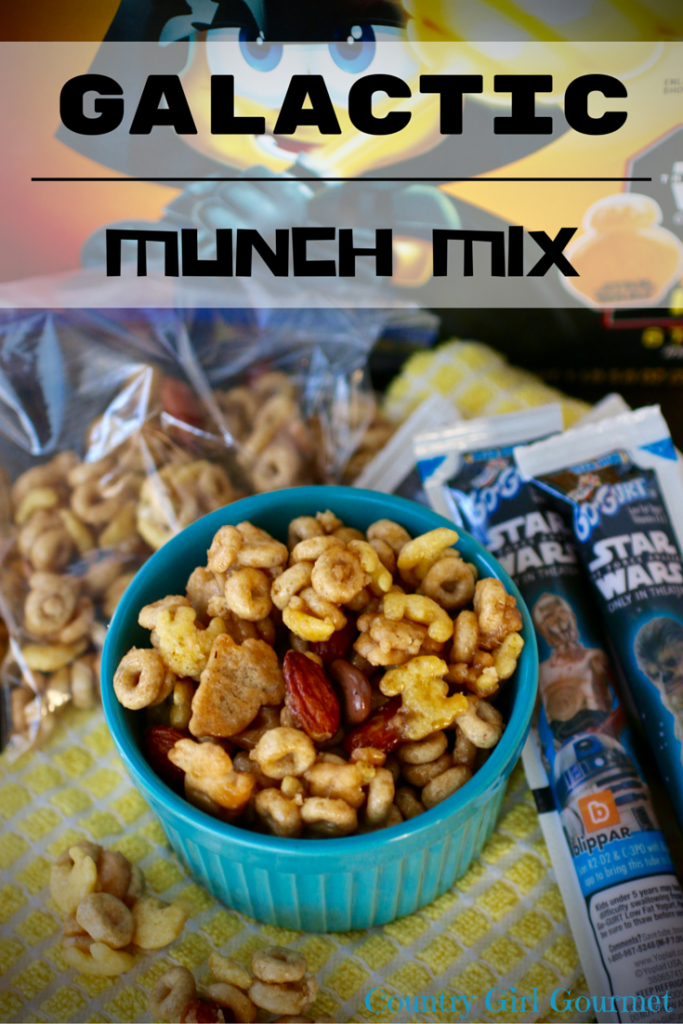 Galactic Munch Mix | Country Girl Gourmet