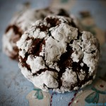 Chocolate Mint Crinkles | Country Girl Gourmet