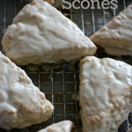 Vanilla Bean Scones | Country Girl Gourmet