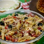 Easy Antipasto Pasta Salad | Country Girl Gourmet