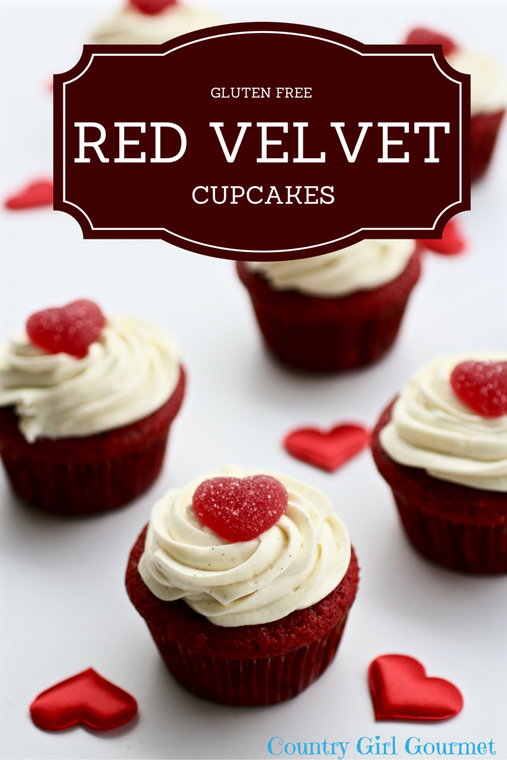 Gluten Free Red Velvet Cupcakes My Hot Southern Mess