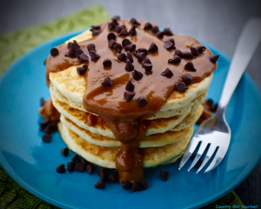 Peanut Butter Syrup | Country Girl Gourmet