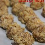 bisquick free sausage balls