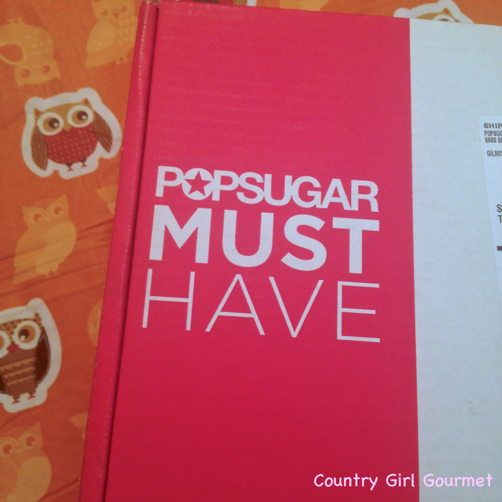 POPSUGAR Must Have Box: November |Country Girl Gourmet