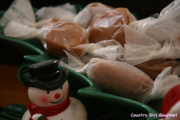 Caramels | Country Girl Gourmet