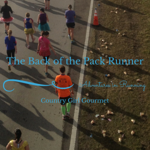 Adventures in Running: Back of the Pack