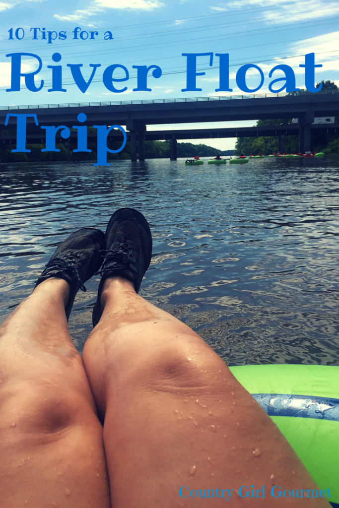 10 Tips for a River Float Trip