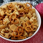 Classic Chex Mix | Country Girl Gourmet