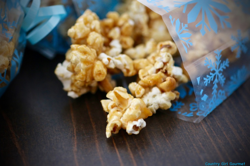 Caramel Corn | Country Girl Gourmet