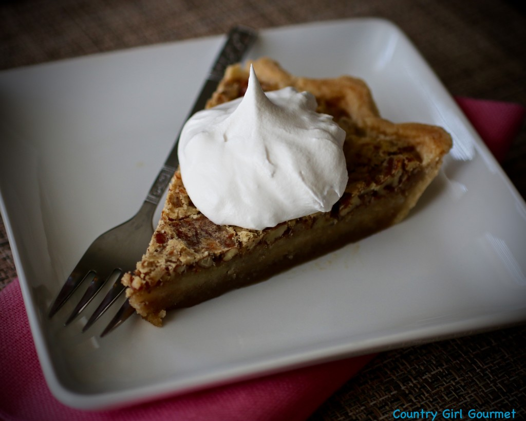 Pecan Pie | Country Girl Gourmet